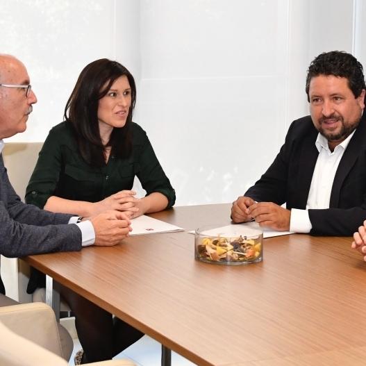 La Diputación asegura la financiación del nuevo trinquete de Almassora