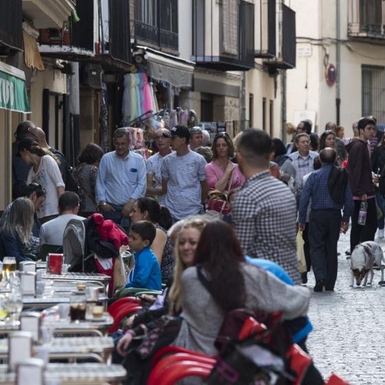 La Diputación prevé el mejor octubre turístico de los últimos años en la provincia