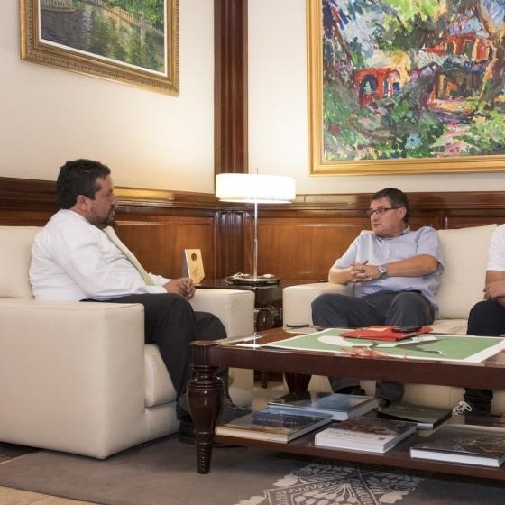 La Diputación garantiza el riego de los campos de Arañuel
