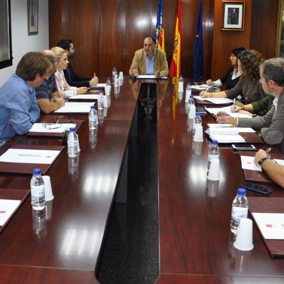 La Diputació ja prepara amb els ajuntaments la seua millor participació en Cevisama