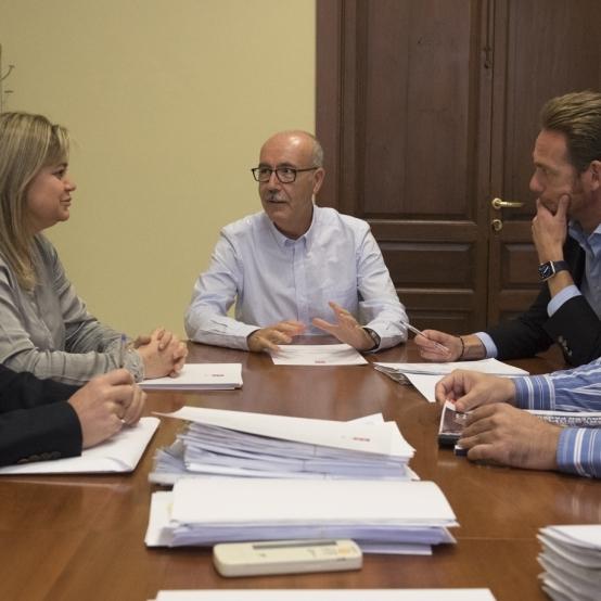 La Diputación presta ya más de 24.300 servicios a los 135 municipios