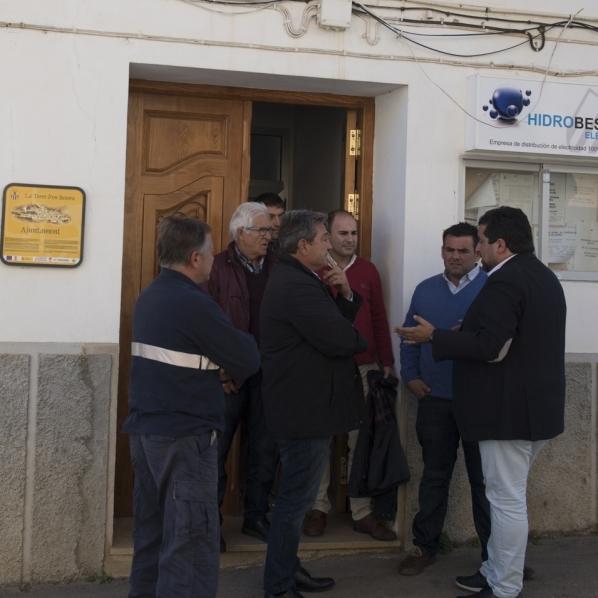La Diputación invierte 50.000€ en hacer accesible el Ayuntamiento de Torre d´en Besora