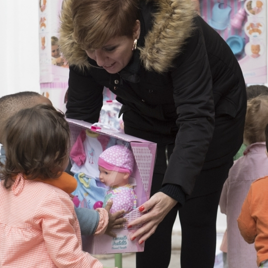 La Diputació convoca el VII Concurs Infantil de Postals de Nadal 'Sóc Solidari@'