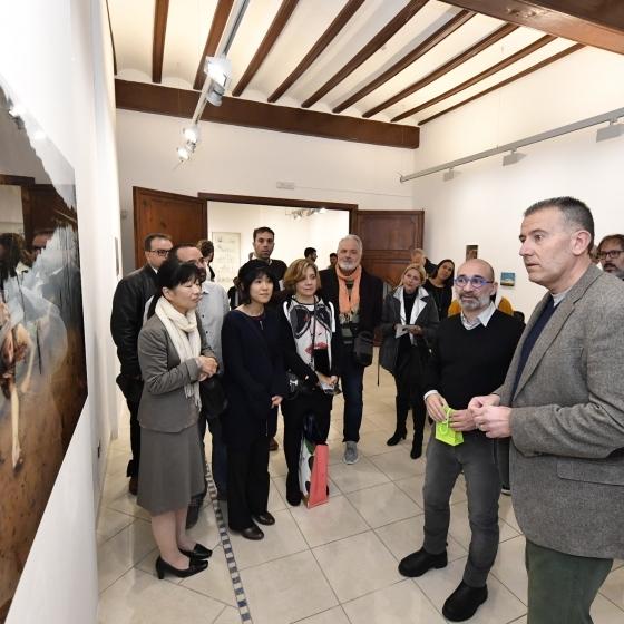 La Diputació complementa l'oferta cultural de MARTE amb la col·lecció de Pablo Castro