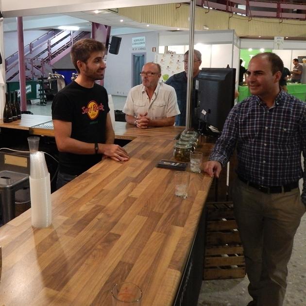 La Diputació recolza la III Fira de la Cervesa Artesana