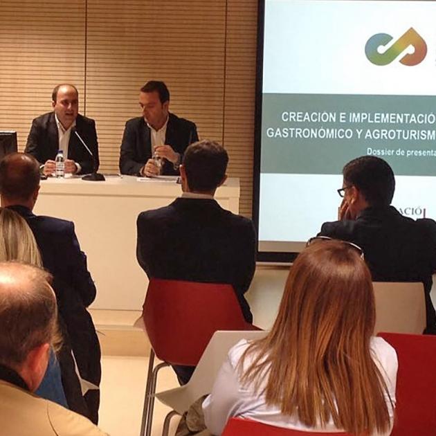 Productors, restauradors, hotelers i ajuntaments integrats en 'Castelló ruta de sabor'