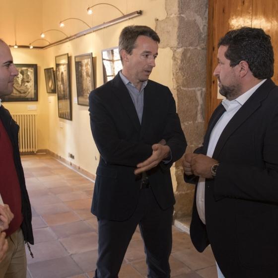 La Diputación rehabilitará la lonja medieval de Vilafranca