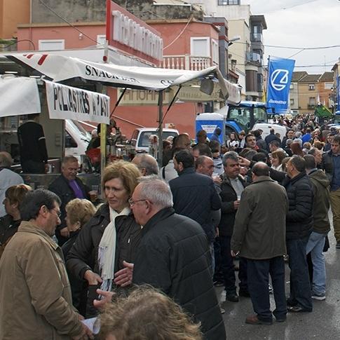 La Diputación impulsa la 510 Fira de Sant Andreu de Cabanes