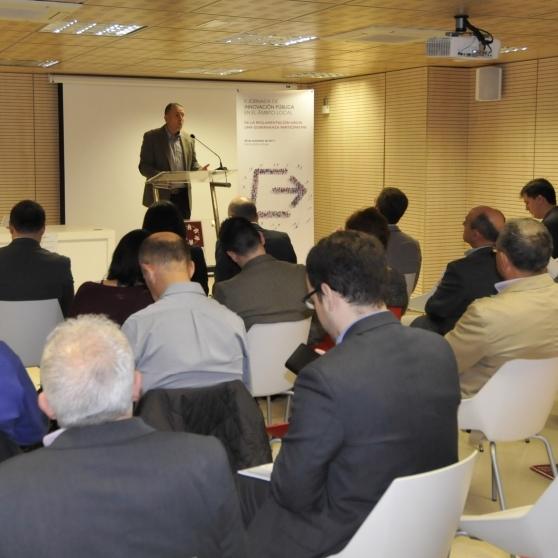 La Diputació exposa la seua Estratègia de governança participativa com a model pioner