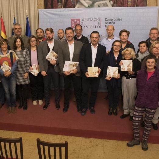 La Diputación vertebra la oferta turística de los 21 parajes naturales municipales