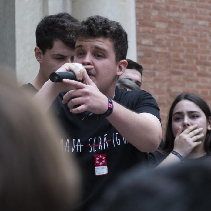 La Diputación utilizará el rap contra el acoso escolar en el Villarreal-Barcelona