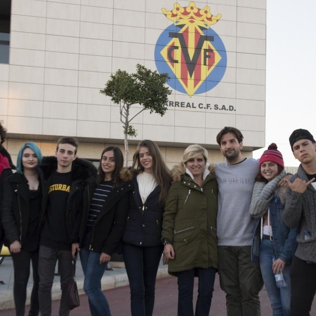 La Diputación y el Villarreal sensibilizarán a miles de personas contra el acoso escolar