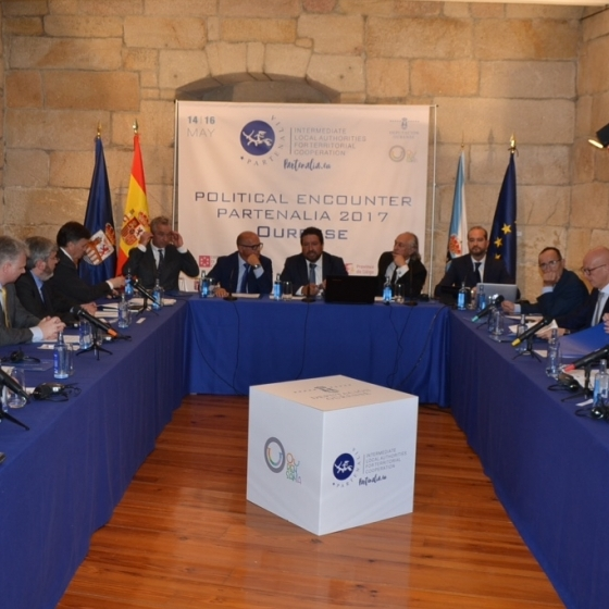 Moliner convoca en Sevilla una cumbre de Partenalia contra el cambio climático