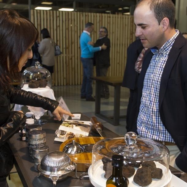 La Diputació fomentarà aquest diumenge el consum de la tofonà