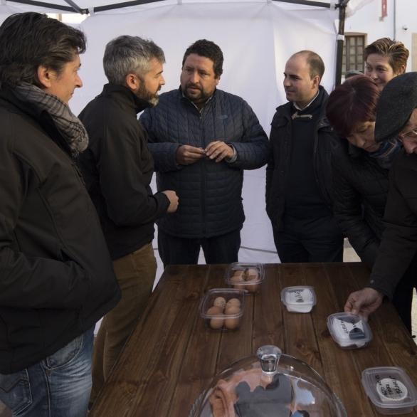 La Diputació fomenta la venda i el consum de tòfona