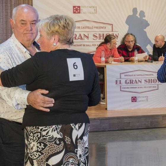 La Diputación concluye su innovador programa de envejecimiento activo 'El Gran Show'