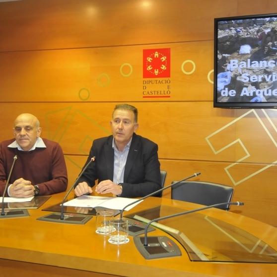La Diputació consolida el patrimoni arqueològic provincial