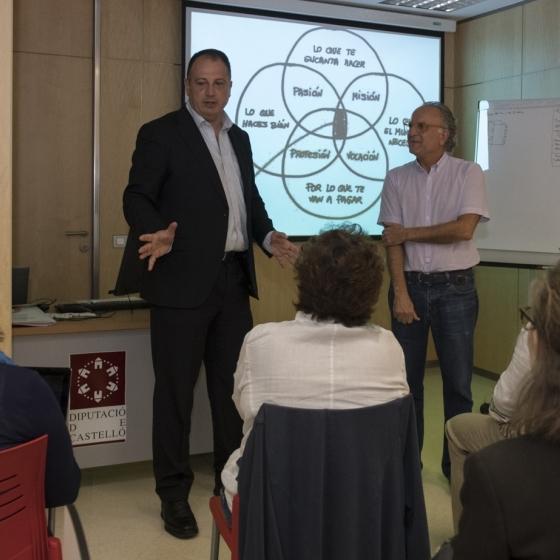 La Diputación impulsará el emprendimiento con 16 programas