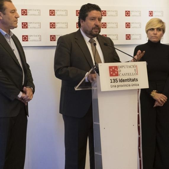 La Diputación y Afanías avanzan en las mejoras a realizar en el Centro Ocupacional
