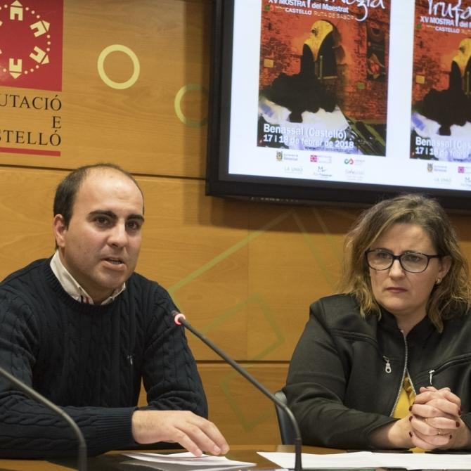XV Mostra de la Trufa Negra del Maestrat Castelló Ruta de Sabor