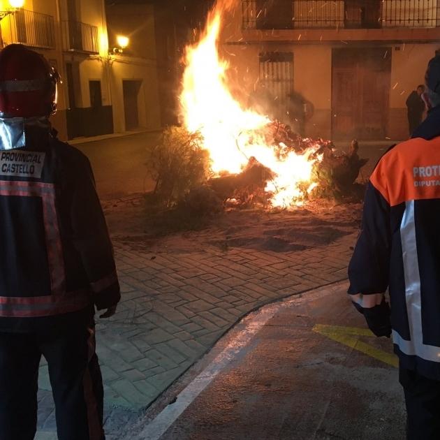 El Consorcio Provincial de Bomberos garantizará la seguridad en Sant Antoni