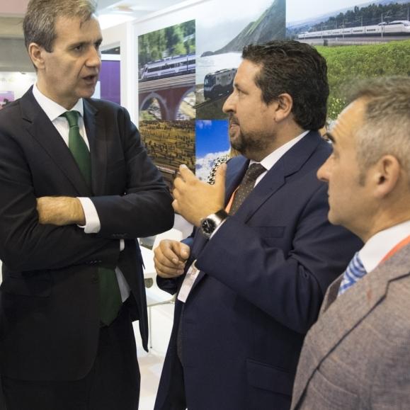 La Diputación invertirá 300.000€ en una campaña que multiplique los turistas del AVE