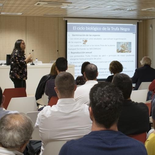 El éxito del ciclo formativo de truficultura confirma el interés por Castelló Ruta de Sabor