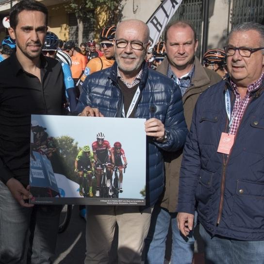 La Diputació comença amb la Volta a la Comunitat Valenciana 'Castelló Escenari Esportiu'