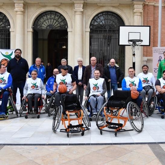 Diputación se alía con COCEMFE para promover el deporte adaptado en la provincia