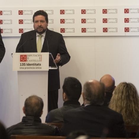 La Diputación une a toda la provincia en CEVISAMA para defender al sector