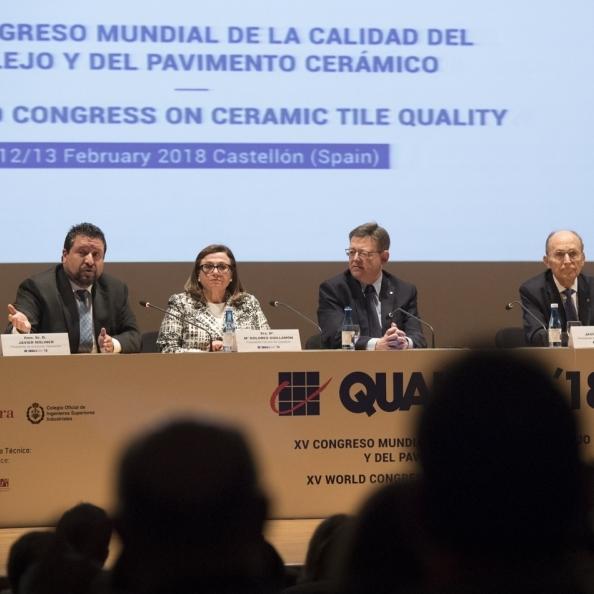 """Moliner: """"Qualicer és la major aportació al coneixement aplicat del sector ceràmic"""""""