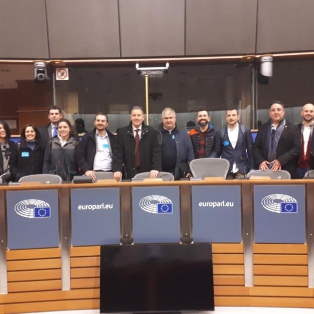 La Diputación abre las puertas de la financiación europea a las empresas castellonenses