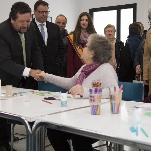 La Diputación pone en marcha la Unidad de Respiro Familiar de La Llosa