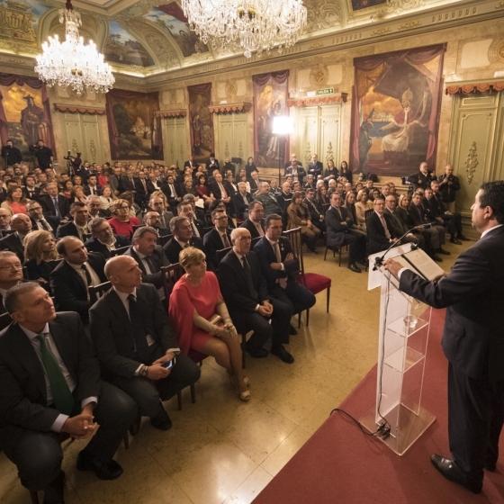 Moliner hará partícipes a los principales colectivos de Castellón en el Día de la Provincia