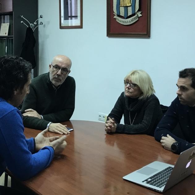 La Diputació fomenta el turisme actiu com a font d'oportunitats a la Pobla d'Arenós