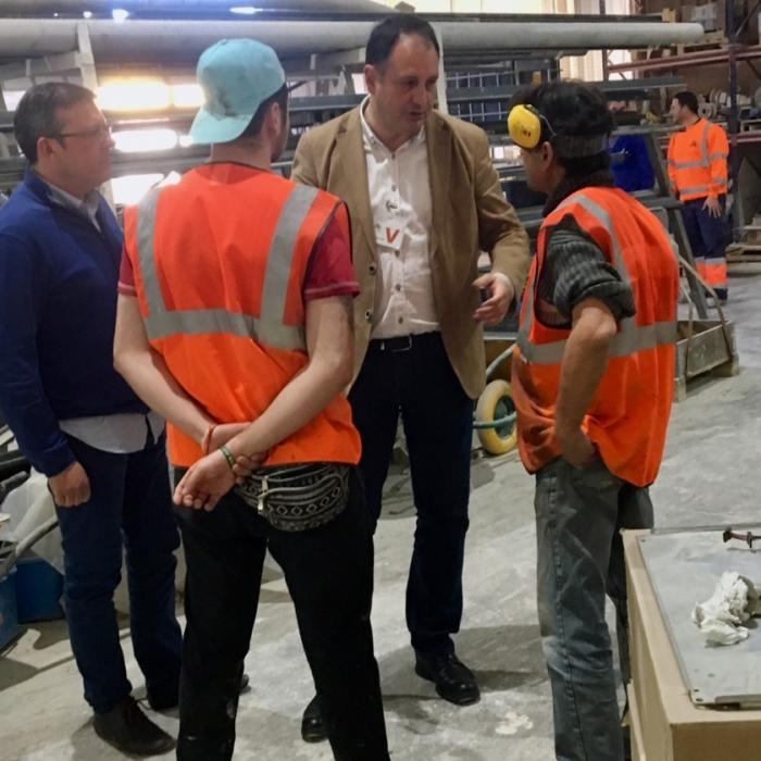 La Diputació conclou amb èxit el curs d'electromecànics  que demanava el sector ceràmic