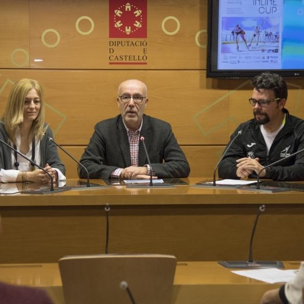 La Diputació farà d'Orpesa la capital mundial del patinatge aquest cap de setmana