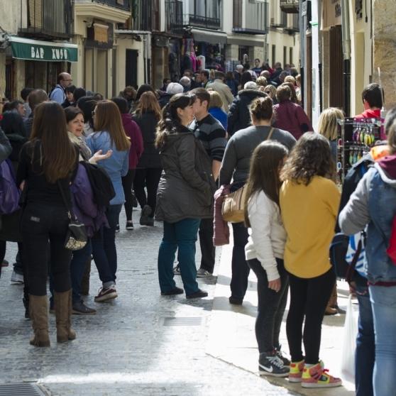 Buenas previsiones turísticas para Semana Santa #YomequedoenCS