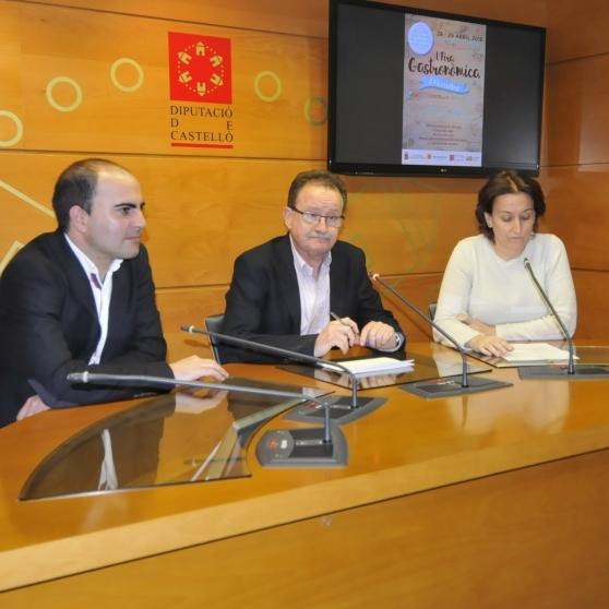 I Fira Gastronòmica Castelló Ruta de Sabor en Alcalà de Xivert-Alcossebre