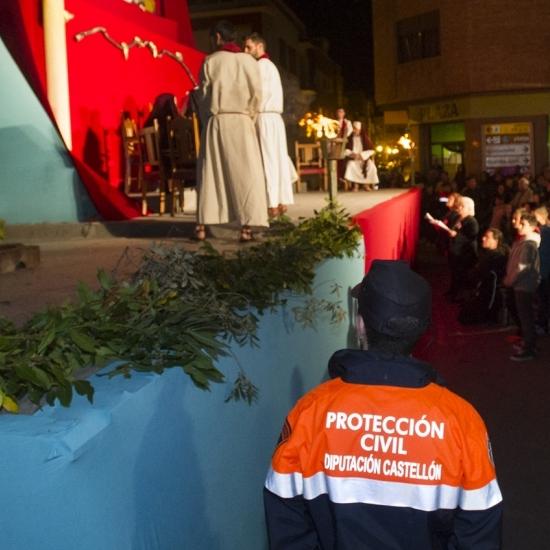 Mas voluntarios de Protección Civil en Semana Santa