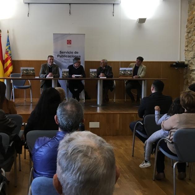 La Diputació presenta el llibre de La Serra d'En Galceran de Pepe Puig