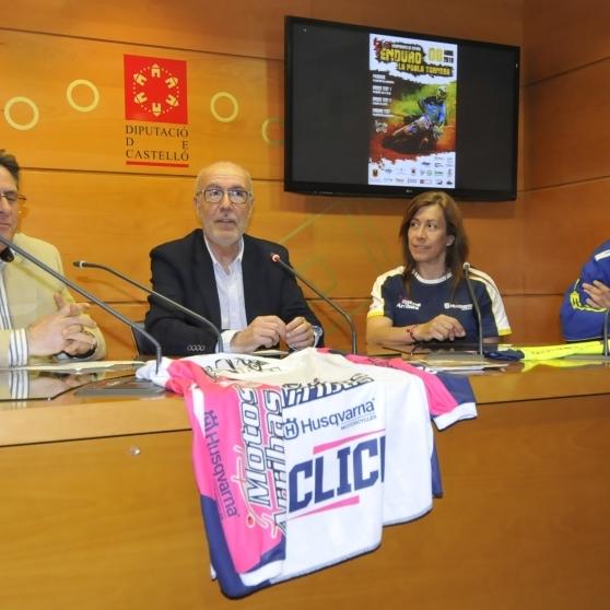 Campeonato de España de Enduro en la Pobla Tornesa con 'Castellón Escenario Deportivo'