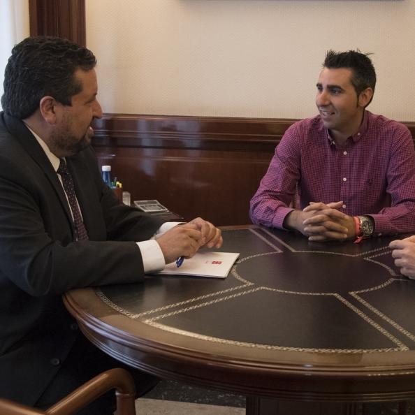 Apoyo a la XXXVI Volta Ciclista a Castelló como parte de Castellón Escenario Deportivo