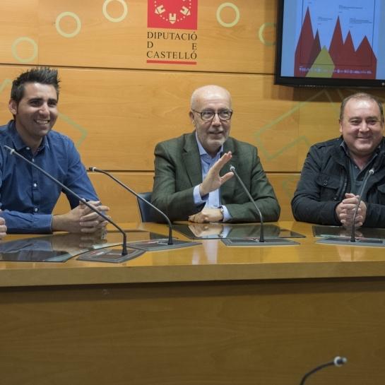 La Diputación impulsa la XVI Copa Miguel Manrubia de Ciclismo
