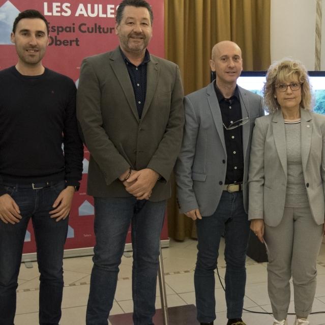 La Diputació impulsa el Congrés Internacional d'Estudis Clàssics en Castelló i Culla