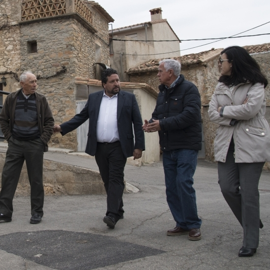 Moliner dará voz a la despoblación del interior de Castellón mañana en el Congreso