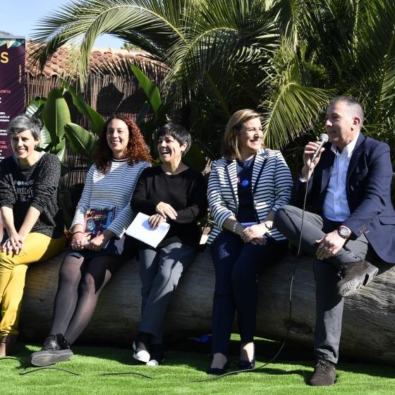 La Diputació impulsa la celebració del Festival Formigues