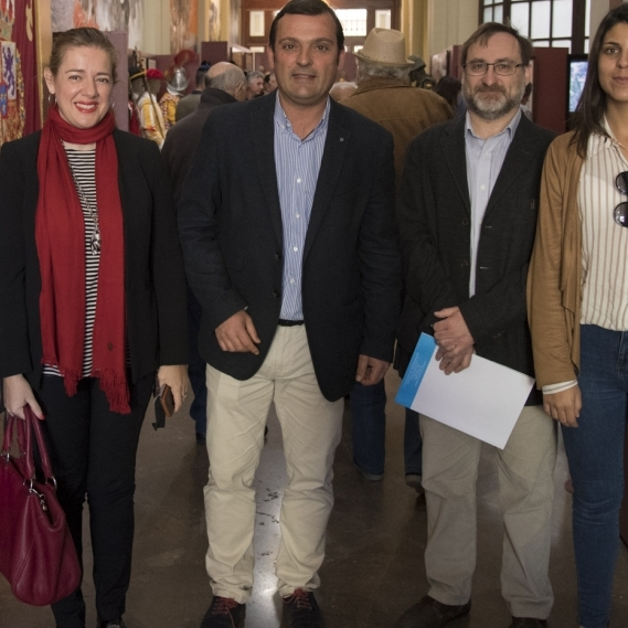 La Diputació y PortCastellópromocionenla província com a destinacióde creuers