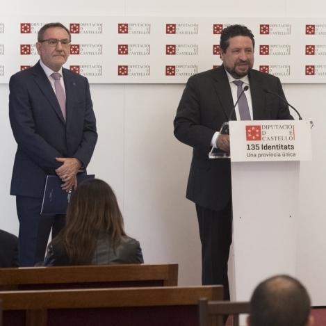 La Diputació i la UJI atrauen el coneixement científic a Castelló Escenari Esportiu