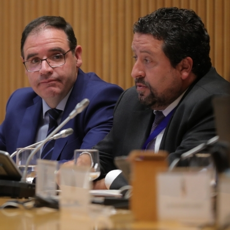 Moliner pide ventajas fiscales para las empresas del mundo rural contra la despoblación